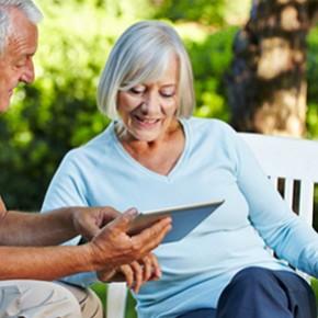 Persones grans i noves tecnologies