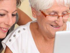 Seguridad en la red para las personas mayores